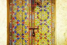 Art/doors