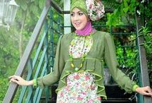 Modern Moslem Fashion / Koleksi Busana Muslim PN-Fashion