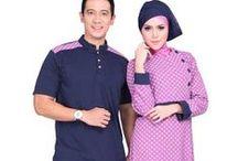 Couple Fashion / Koleksi Busana Couple