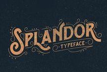 Typography : : Fonts