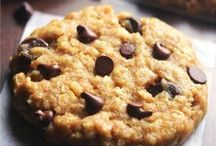 recipes (cookies/squares/breads)