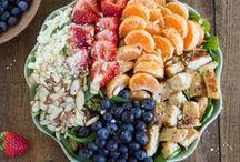recipes (fruit and veggies)