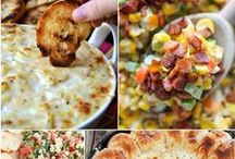recipes (appetizers)
