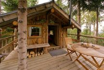 Cabins, i wish to spent some time in....