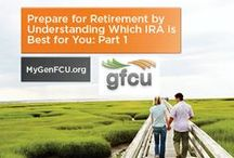 Retirement Planning / Tips on on to prepare for retirement at any age!