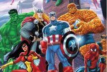 The Avengers / by Kiri Olivia
