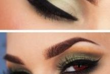 Make up look