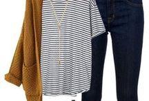 Clothes inspiration / Inspiration for my closet