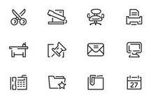 Illustrations : : Icons