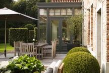 Garden inspiration / Inspiration and diy ideas for the garden