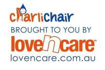 CharliChair / Baby Shower Chair