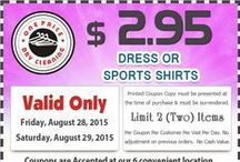 One Price Dry Cleaning Estero / One Price Dry Cleaning Estero - $3.95 Any Garment Dry  Cleaners