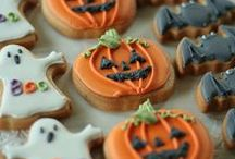 Autumn and Halloween / Autumn and Halloween inspired tips, food and decorations