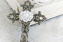 Rosary,crosses & crucifixes
