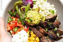 Mexican / The best, most authentic Mexican food recipes you can find.