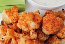 Cauliflowers / Cauliflower recipes!