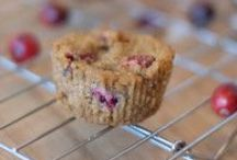 Muffins / Muffins! Breakfast, lunch, dinner and snacks... muffins are fantastic for every meal, especially when they're made with wholesome ingredients.