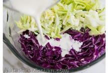 Slaw / Coleslaw in its many forms and tastes!
