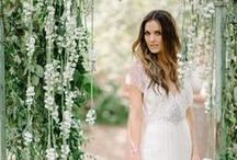 destination wedding gowns / Finding the right dress and accessories for a destination wedding