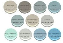 Paint colors / Paint color options