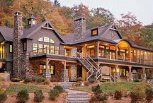 Houses, Interior, Land