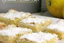 lemons / Lemons!  Lemon breakfast, lunch, dinner and dessert recipes.  Homemade lemon cleaners. Healing lemon remedies.