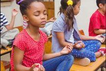 ❤️ Little yogis / Kids yoga. Kids activities. Kids life.