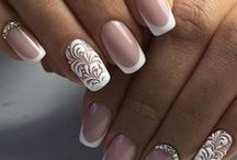 It's All About The Nails / Create that polished finish. Ideas for casual to occasion nails, or just for fun.