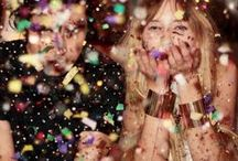 Let's Party / Inspiration to help you dress to impress and sparkle this season.