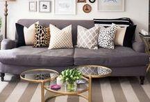 ❤️ Living Room | Home / Living room décor