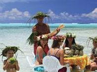 Family Fun in Tahiti