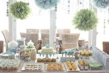 Party ideas / Birthday, baby shower , holidays