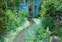 garden• jardínes• outdoor° / architecture• decoratión•  / by María Virginia Greco