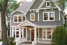 Exterior paint colors for your house