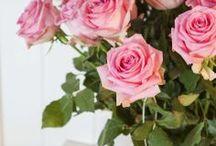 Pynt hjemme med blomster