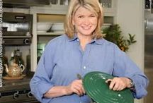 Martha Stewart's Recipes / Main Course Recipes From soup to fish, chicken, pasta, pork,  beef, lamb, seafood, salads,  pizza and more...... / by Cecille