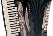 Music - Theo Piano-accordion / by Theo Pienaar