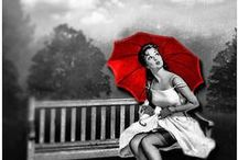 Umbrellas / by Theo Pienaar