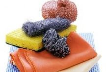 Get Organized: Cleaning / Unexpected, practical, and truly useful ideas to clean all of your household appliances.