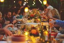 Party Planning and Ideas / Ways to make hosting a party a breeze. From hors d'œuvres to clean up, these ideas will keep it fresh and fun without driving you crazy.