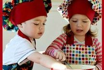 Fun in the Kitchen: Kids Edition / The kitchen is the heart of the home. With these great activities you can get kids of all ages involved!