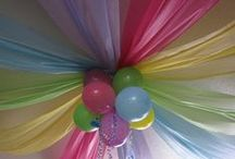 Kids' Parties / Children's birthdays are often some of the most prominent memories of childhood. Use these clever and unique ideas to give your child a party they won't forget.
