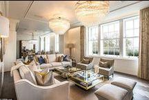 külföldi példák: Hyde park melletti ingatlan / A felső szinten levő, 620nm-es dupla apartman mindössze 20 millió font és napi 24 órás inasszolgálatot a harrods nyújtja