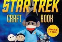 Star Trek Crafts / Crafts related to Star Trek TV shows and movies