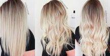 włosy, hair, haaare ;) / wlosy, ombre, sombre, haair ;)