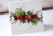 Christmas cards/tags I Like
