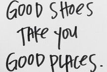 Shoe Quotes.
