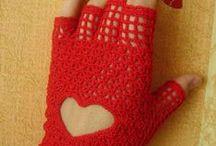 HAND-saam / Handschoenen, gloves, gants