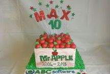 MJ'S Cakes CORPORATE Cakes