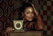 JJ / Janet Jackson / by Britt Samuels